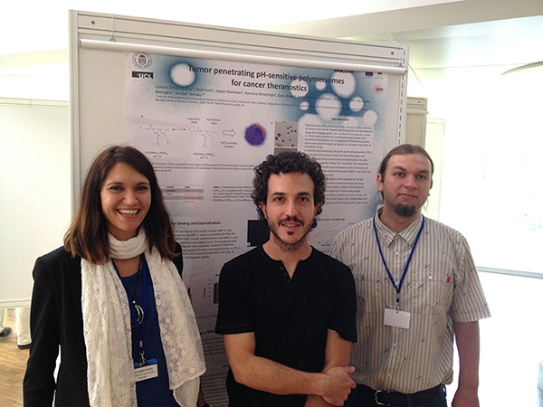 Lab of Cancer Biology on European Foundation for Clinical Nanomedicine meeting (Basel, Switzerland, 23-25 June 2014)