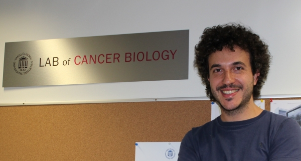 Pablo  Scodeller comes aboard LCB to bridge nanotechnology to tumor biology